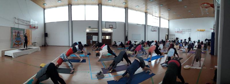 6ª Edição do Lisbon Yoga Festival – Uma experiência gratificante e de aprendizagem.