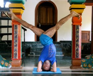 Workshop de Iyengar Yoga com Stéphane Lalo