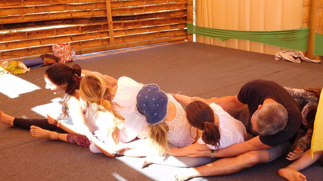 Novo horário de Yoga para Crianças –Sábado: 10h00 – 10h45