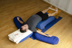 Aula de Yoga Restaurativo