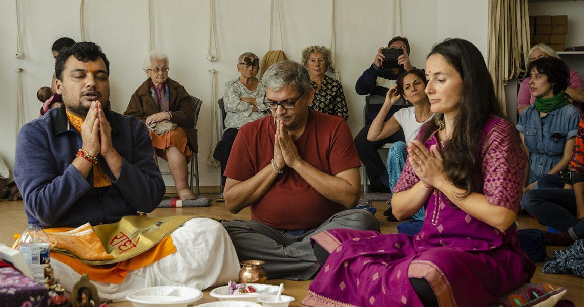 Inauguração do Centro Iyengar Yoga Lisboa – São Vicente