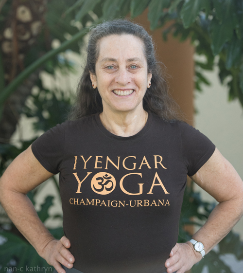 Iyengar Yoga Workshop with Lois Steinberg