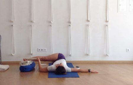 Iyengar Yoga e torções